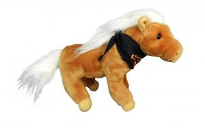 Snuffy the pony