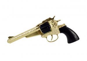 Knallpulverpistol - Revolver 47 / Guld